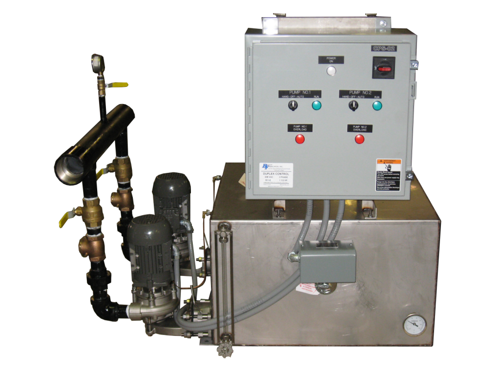 Fabtek stainless steel condensate units custom projects for Duplex units